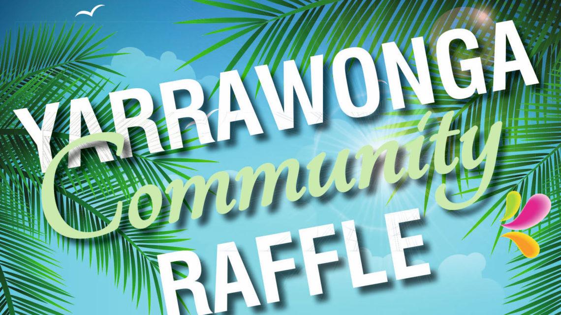 Yarrawonga Community Raffle ticket